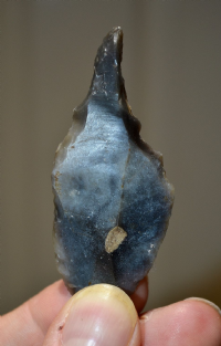 A large, excellent and very nicely worked Neolithic flint Awl / Borer from Lakenheath, Suffolk. SOLD